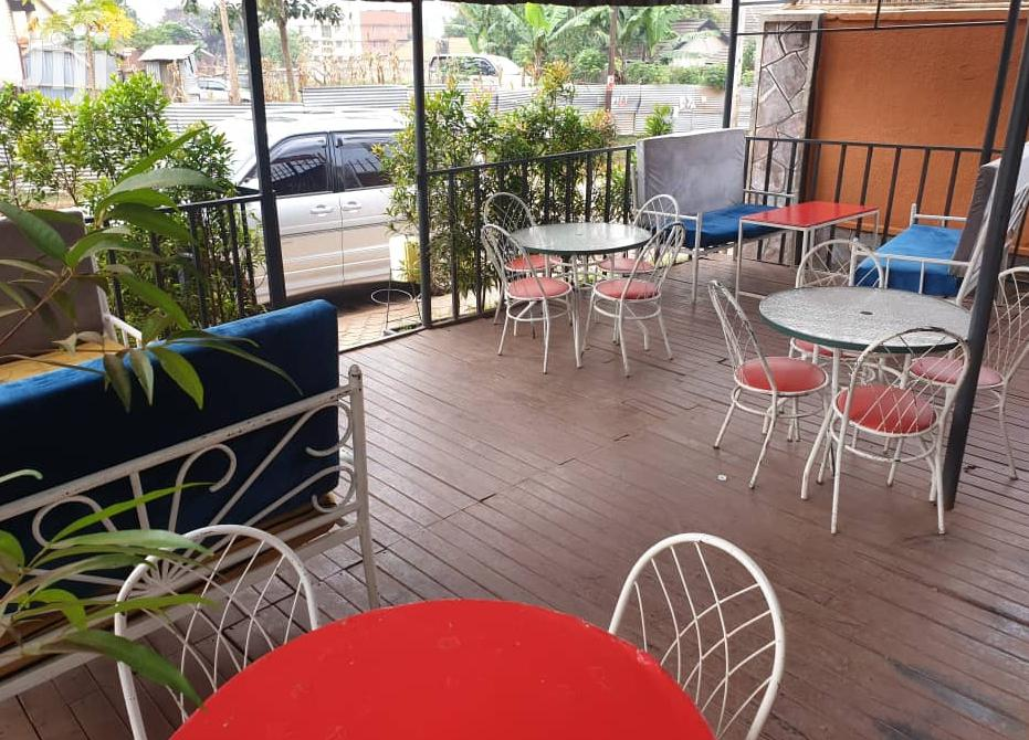 Restaurant For Sale At Goodwill In Makerere