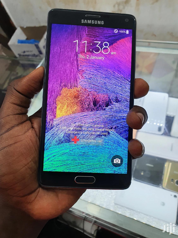 New Samsung Galaxy Note 4 32 GB Black | Mobile Phones for sale in Kampala, Central Region, Uganda