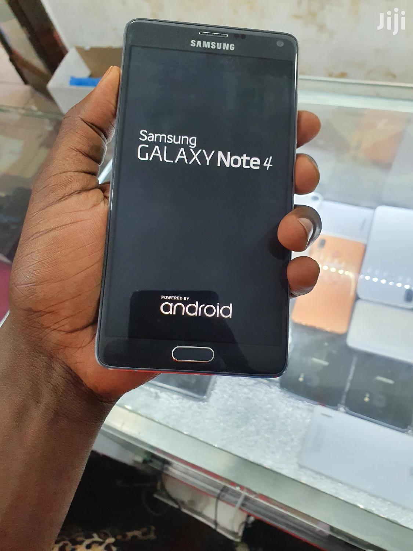 New Samsung Galaxy Note 4 32 GB Black