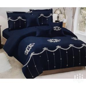 5*6 6*6 4pc Duvet, 2 Pillowcases+1bedsheet+1 Bed Cover   Home Accessories for sale in Central Region, Kampala