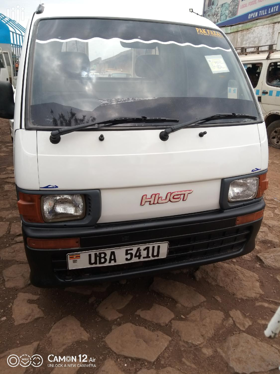 Hijet So Nice Car