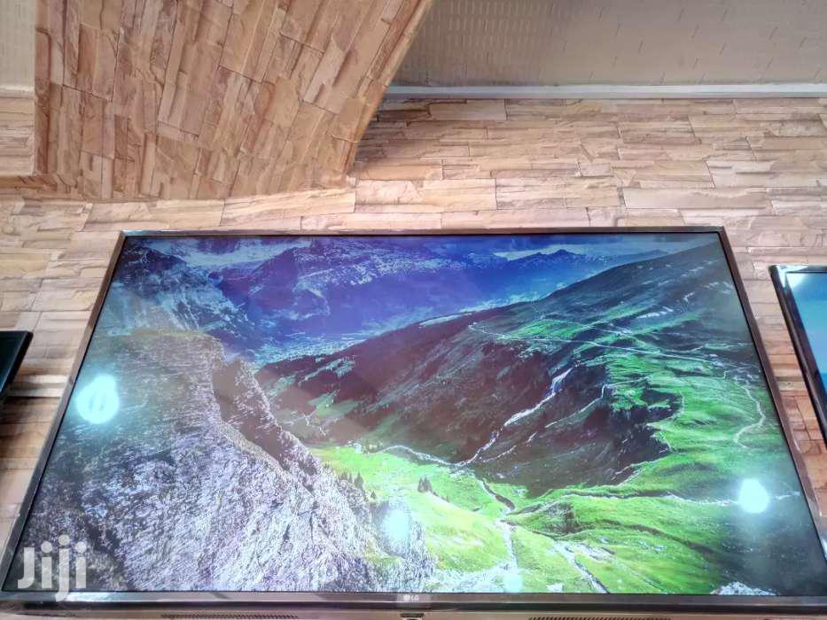 50inches LG UHD 4K Smart Digital Satellite