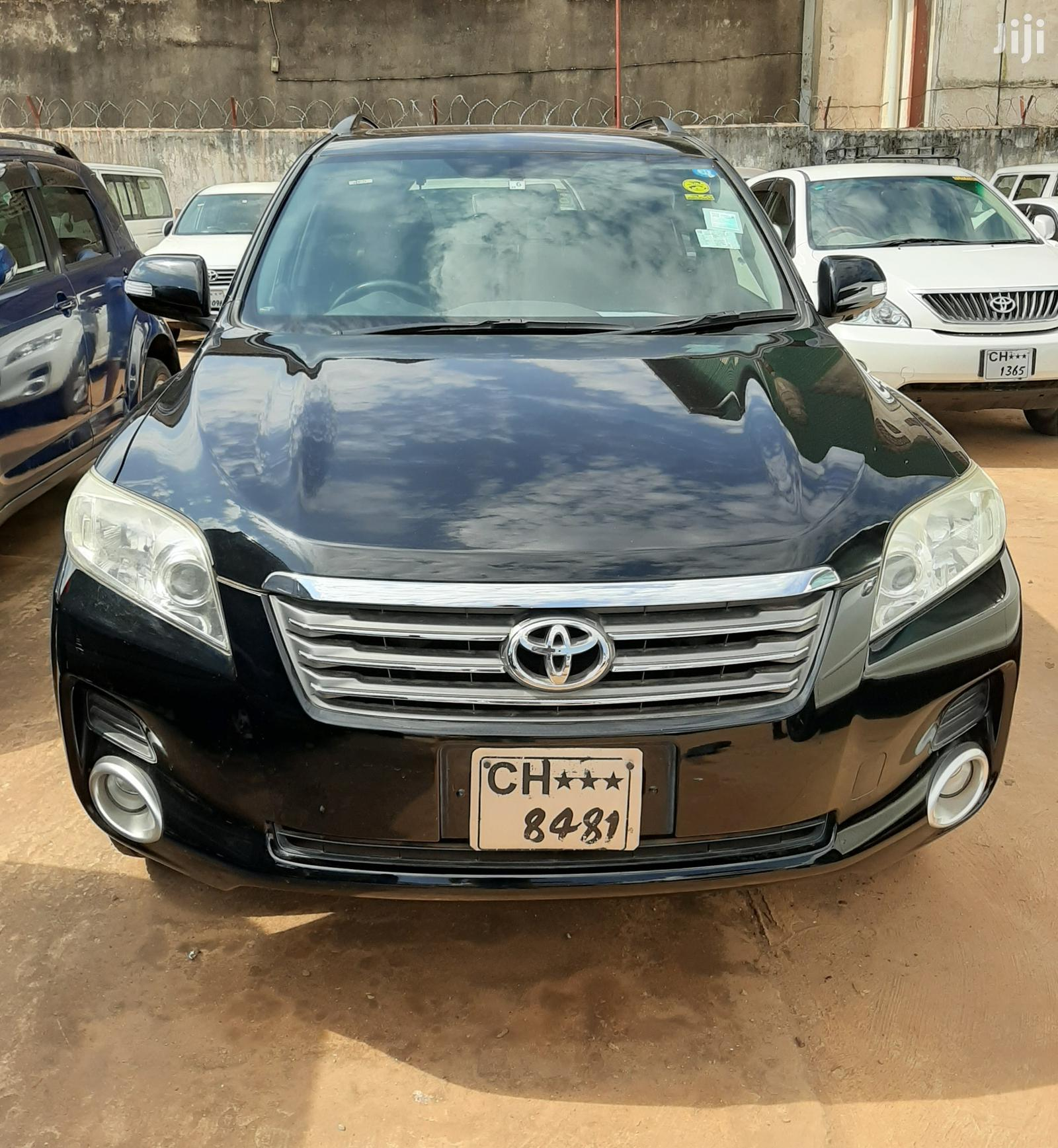 Toyota Vanguard 2009 Black | Cars for sale in Kampala, Central Region, Uganda