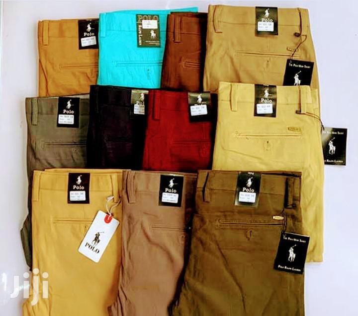 Archive: Polo Khaki Trousers