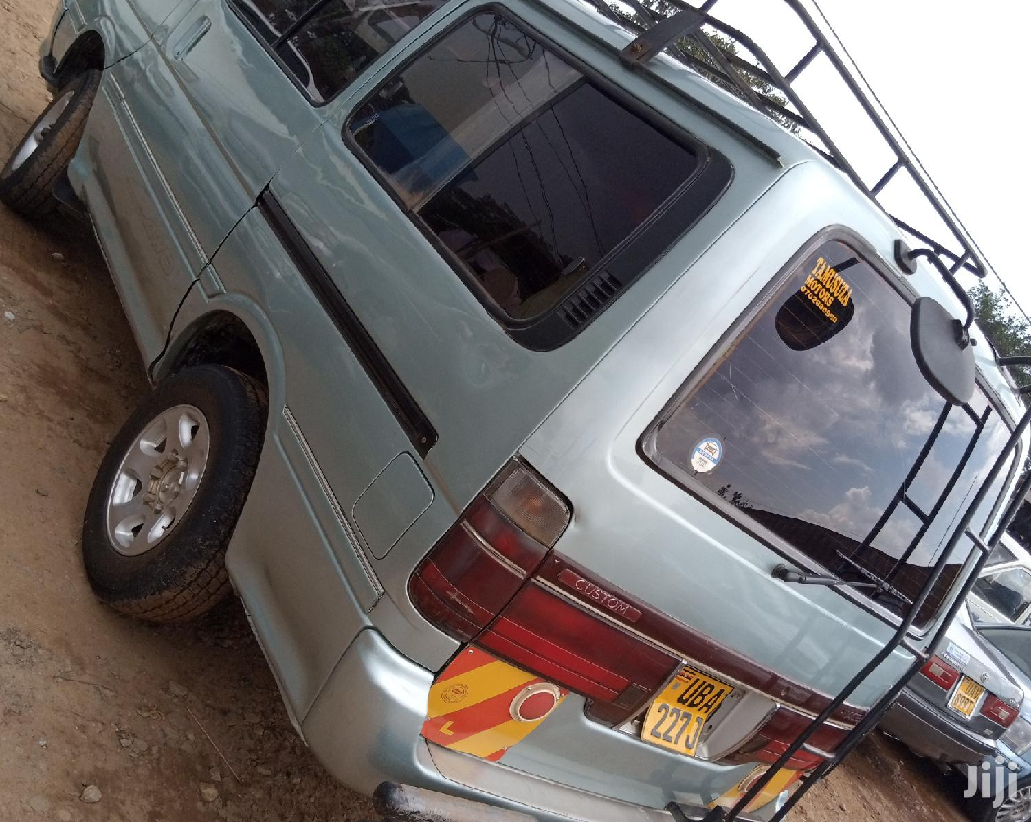 Toyota Hiace 1997 | Buses & Microbuses for sale in Wakiso, Central Region, Uganda