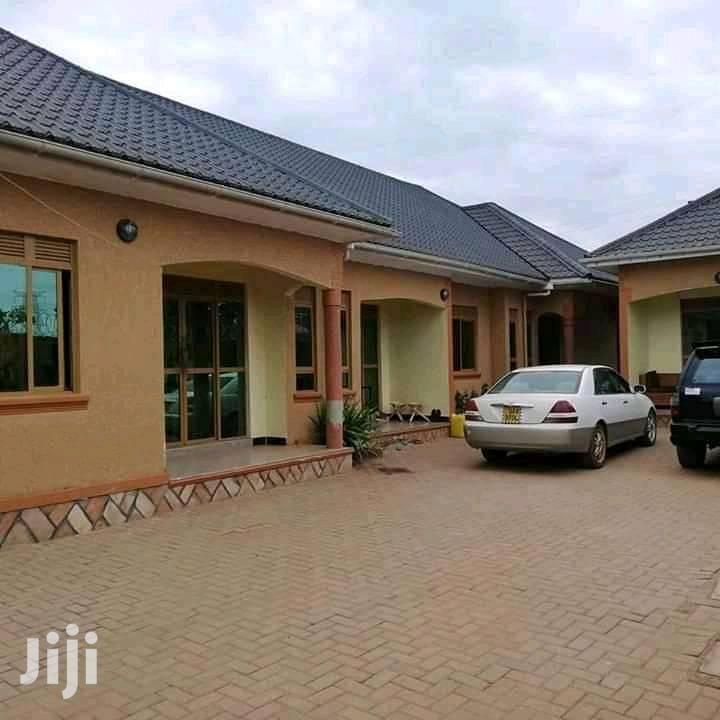 Double Room Self Conteined For Rent In Kireka Namugongo