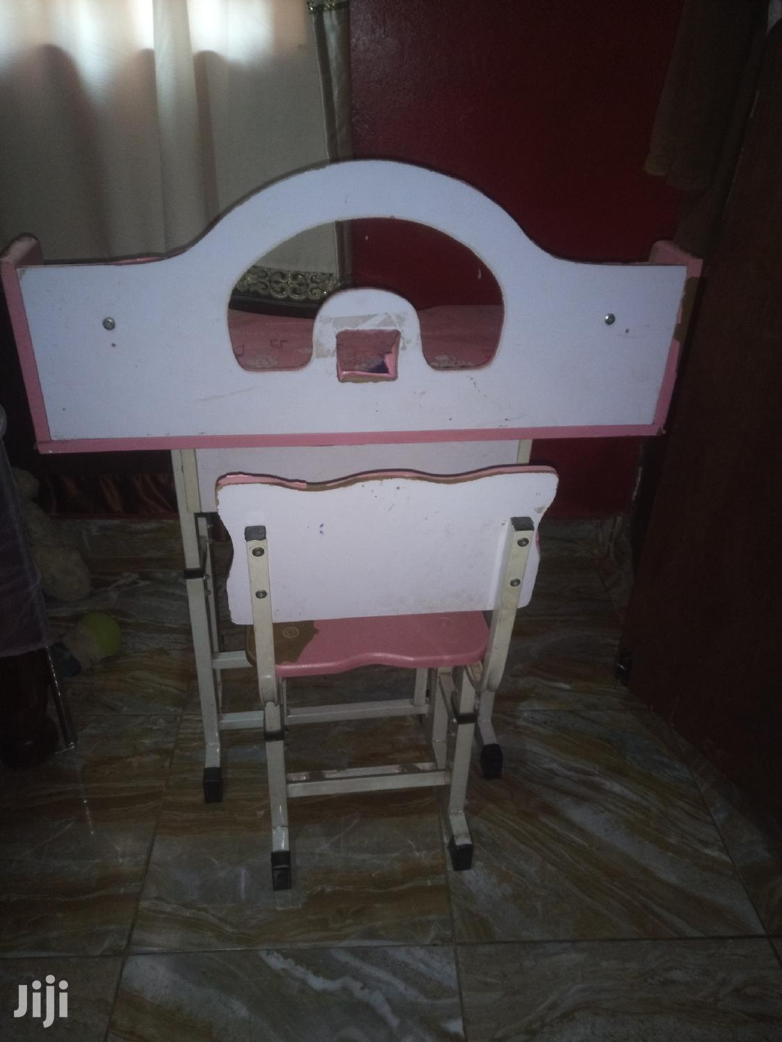Children Reading Table And Chair | Children's Furniture for sale in Kampala, Central Region, Uganda