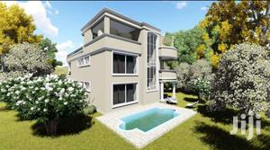 5 Bedroom Mansion With Roof Terrace - Ready for Construction   Building & Trades Services for sale in Central Region, Kampala