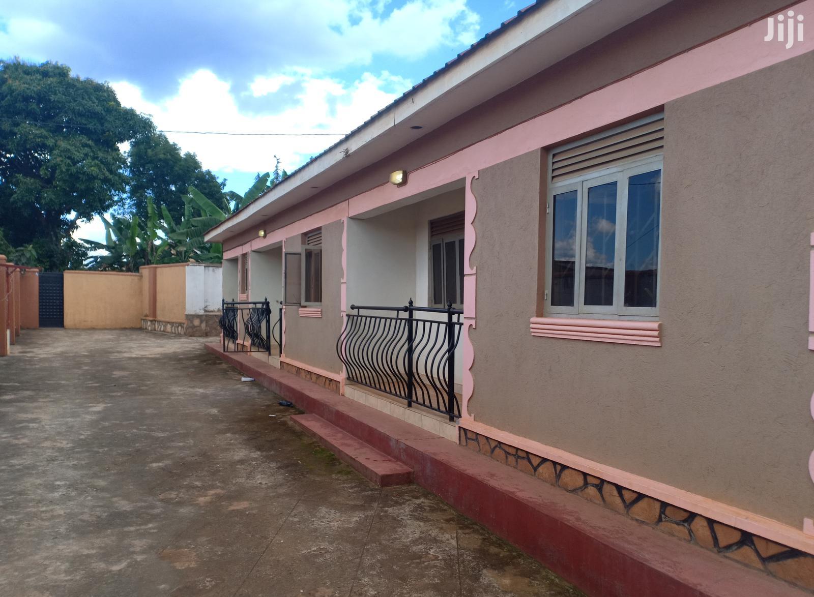 Kyaliwajjala 2 Bedroom House For Rent