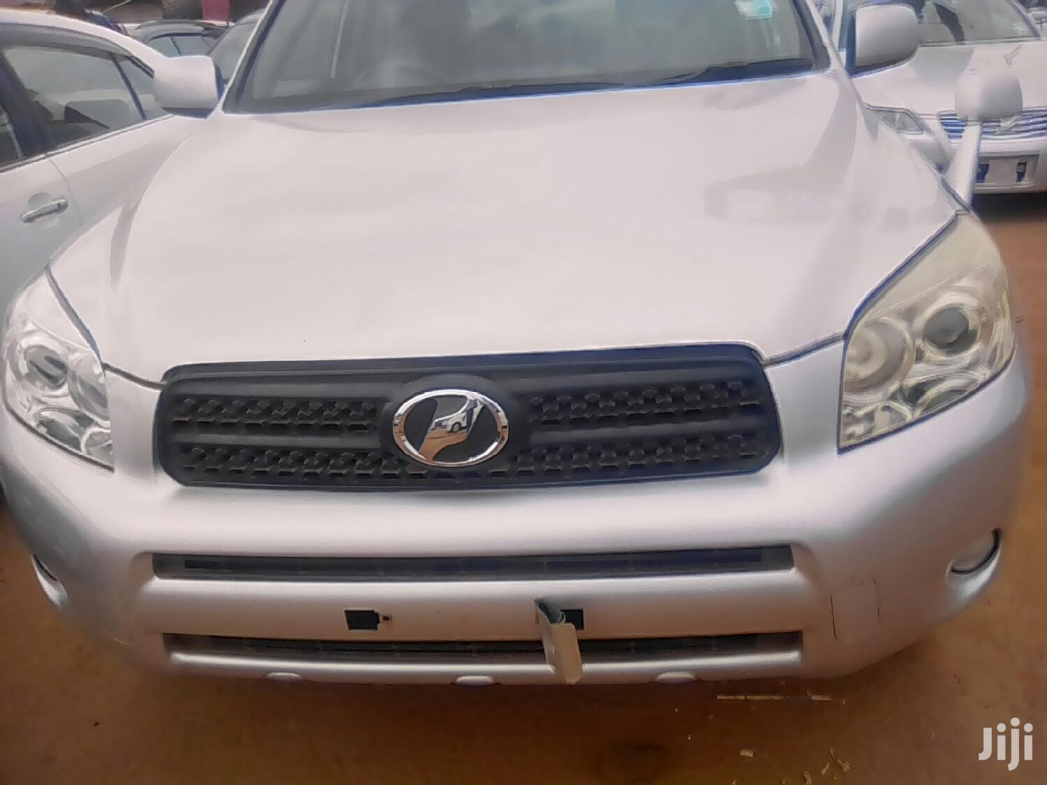 Toyota RAV4 2007 Silver | Cars for sale in Kampala, Central Region, Uganda