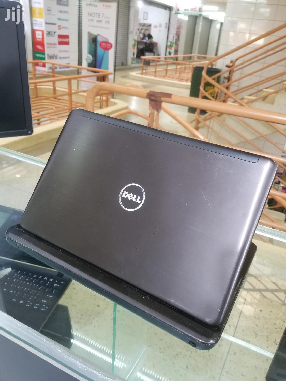 Laptop Dell Inspiron 14Z 4GB Intel Core I5 HDD 500GB   Laptops & Computers for sale in Kampala, Central Region, Uganda
