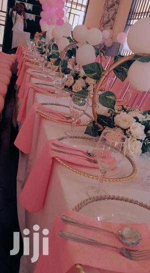 Pink And White Baby Shower Decoration | Party, Catering & Event Services for sale in Central Region, Kampala
