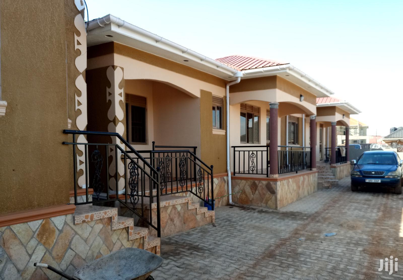 Najjera New Double House For Rent I