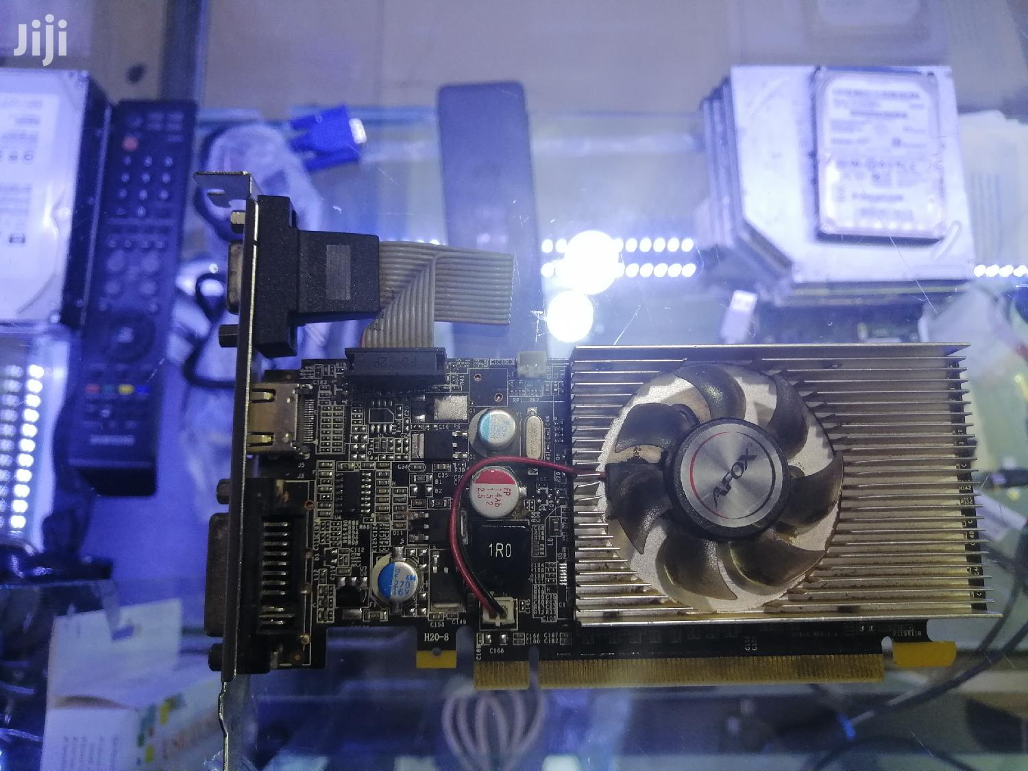 Archive: 1GB Ddr3 Graphics Card