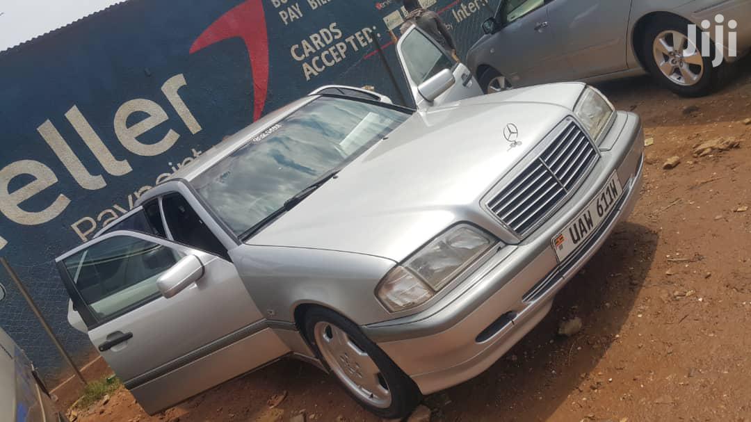 Archive: Mercedes-Benz C200 1998 Silver