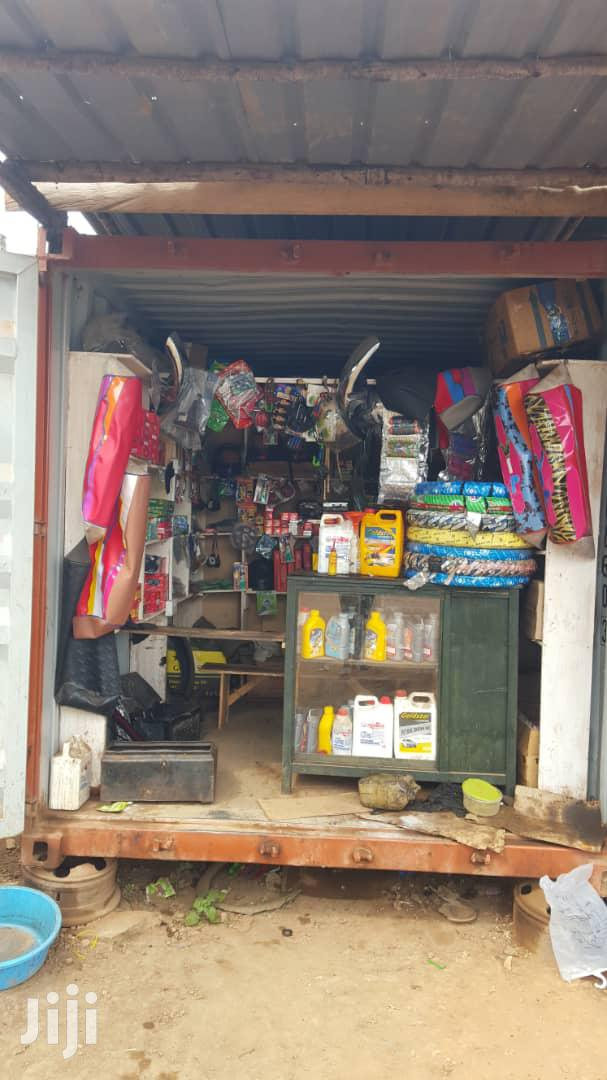 Spare Parts Shop In Mukono Town For Sale