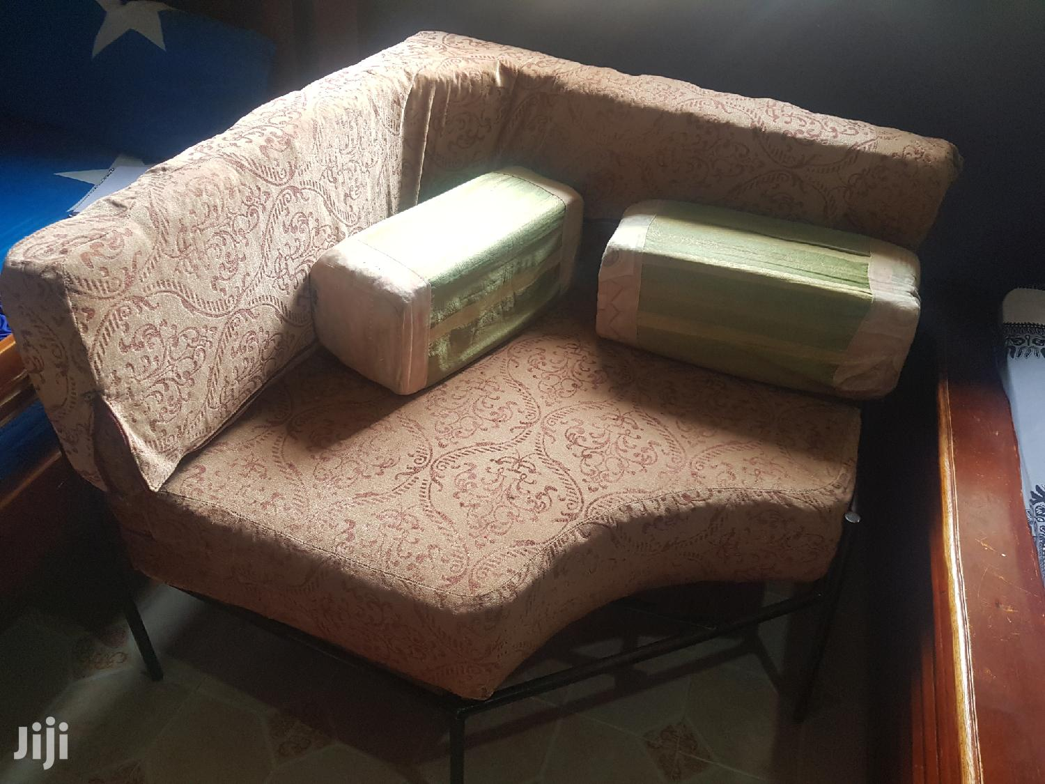 Quality Two Seater Sofaset