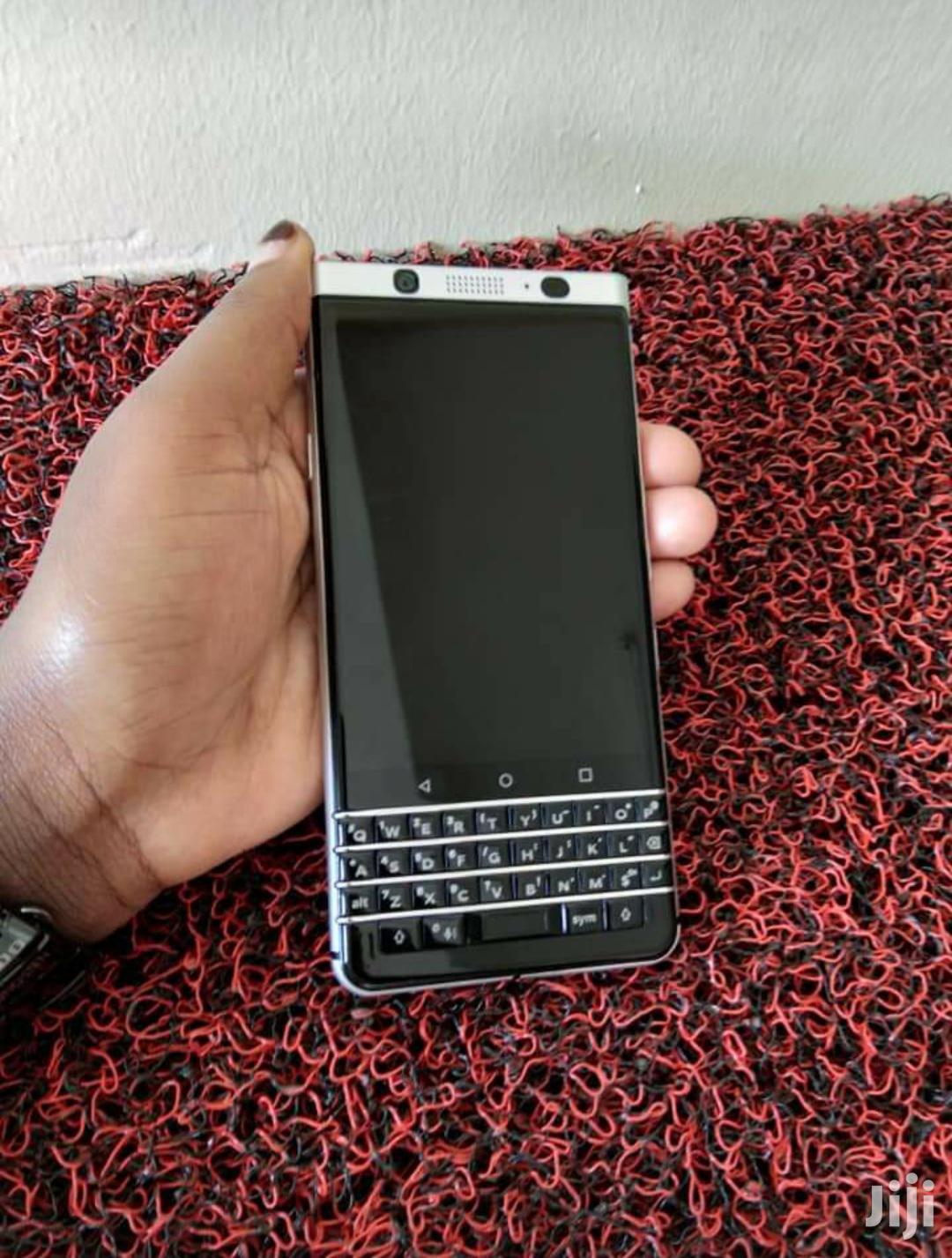 BlackBerry KEYone 32 GB Silver   Mobile Phones for sale in Kampala, Central Region, Uganda