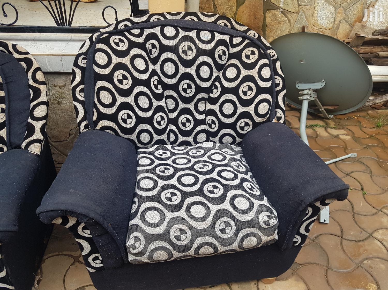 Quality Single Seater Sofaset | Furniture for sale in Kampala, Central Region, Uganda