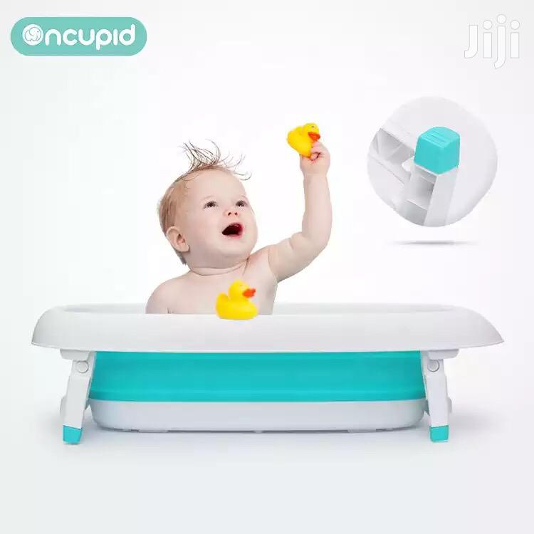 Foldable Baby Bath Tub | Baby & Child Care for sale in Kampala, Central Region, Uganda
