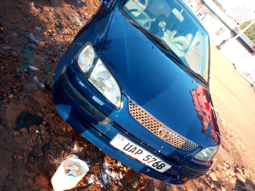 Archive: Toyota Spacio 1998 Blue