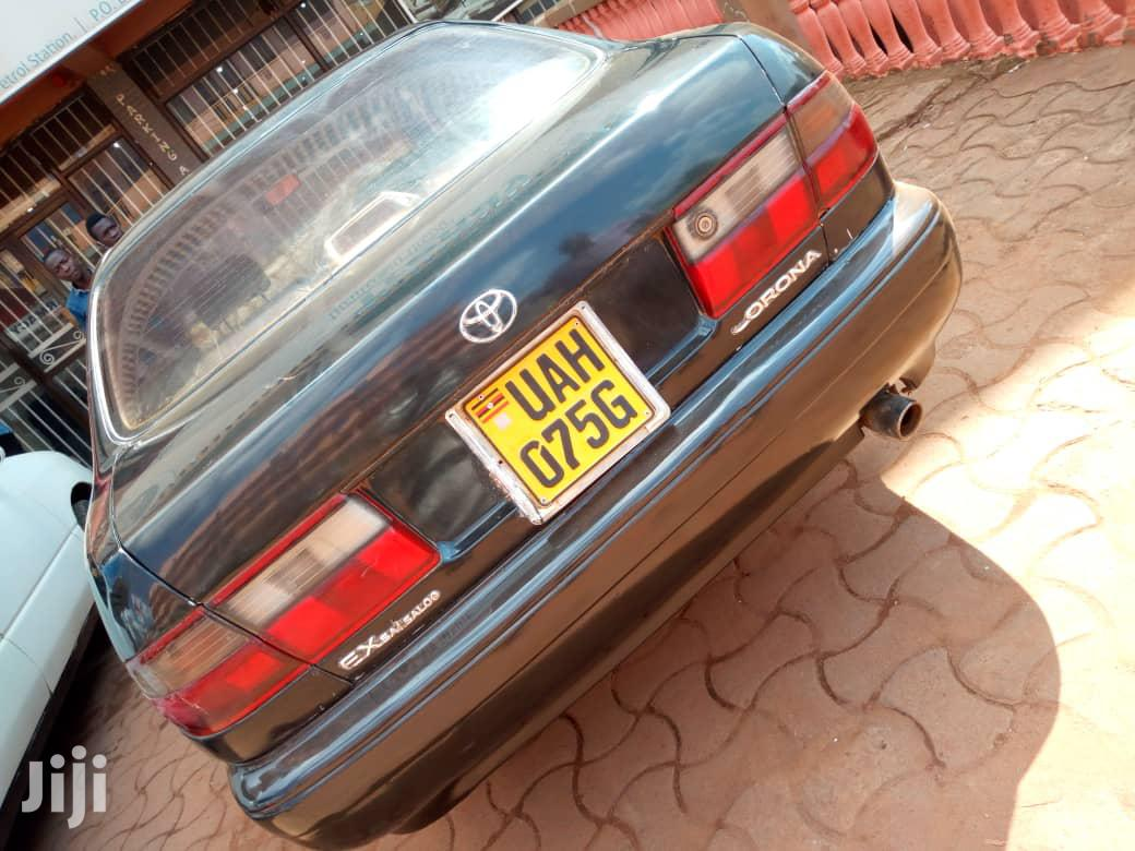 Archive: Toyota Corona 1997 Black