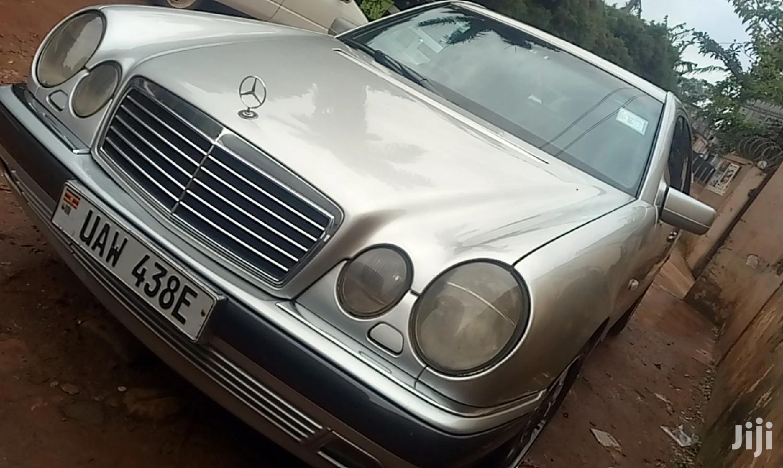 Archive: Mercedes-Benz C200 2000 Silver