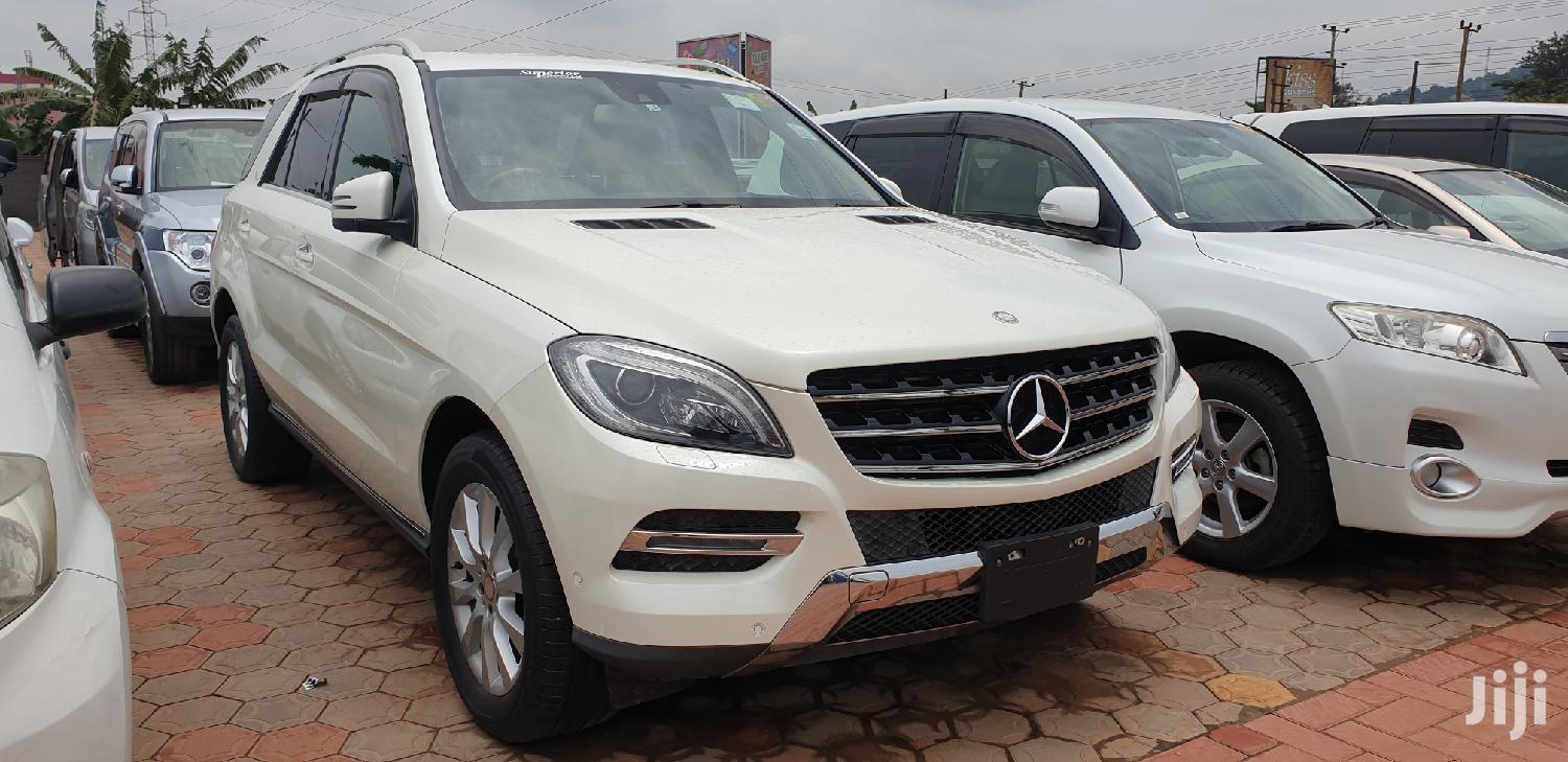 Mercedes-Benz M Class 2013 White | Cars for sale in Kampala, Central Region, Uganda
