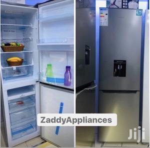 Hisense 341litres Double Door Refrigerator With Dispenser   Kitchen Appliances for sale in Central Region, Kampala