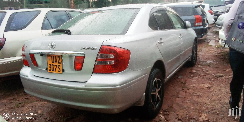 Archive: Toyota Premio 2007 Silver