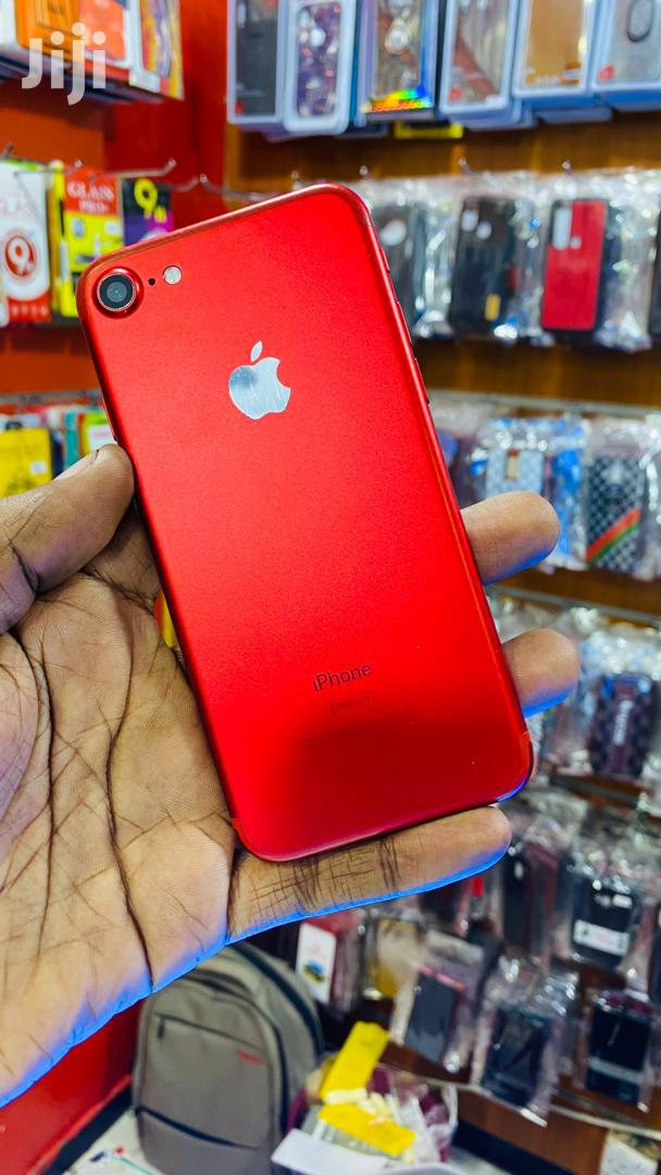 Apple iPhone 7 32 GB Red   Mobile Phones for sale in Kampala, Central Region, Uganda