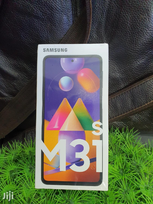 New Samsung Galaxy M31s 128 GB Black