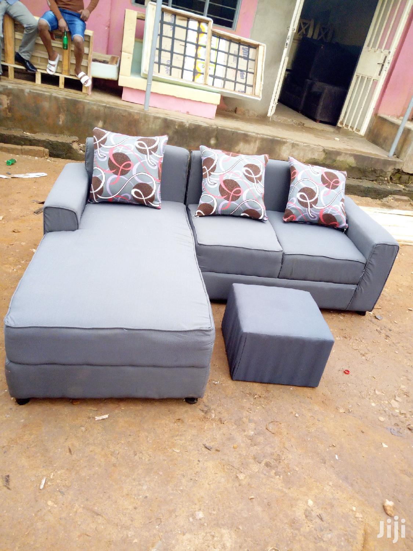 5 Seats L Shaped Sofa