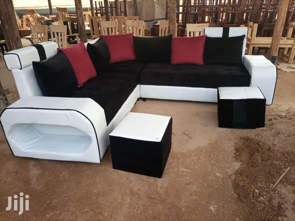 7 Seats L Shaped Sofa