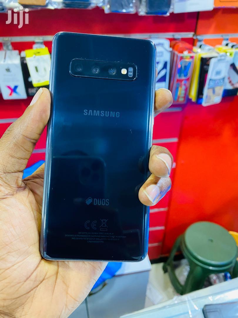 Samsung Galaxy S10 128 GB Black | Mobile Phones for sale in Kampala, Central Region, Uganda