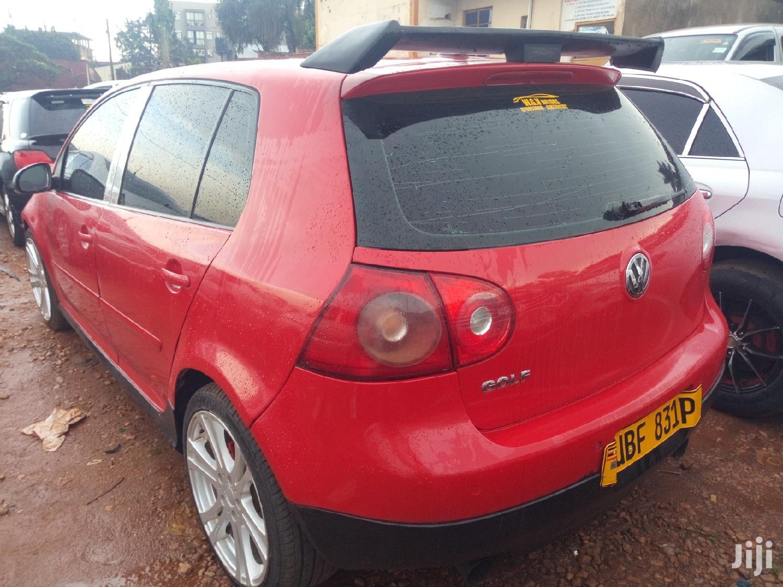 Volkswagen Golf 2007 Red | Cars for sale in Kampala, Central Region, Uganda