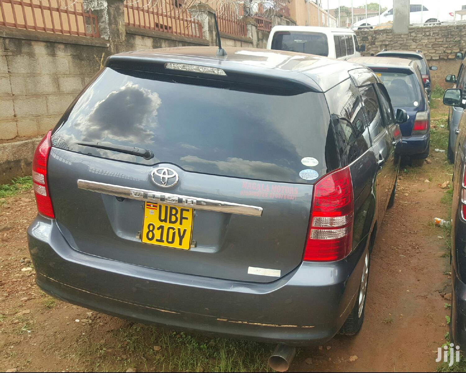 Toyota Wish 2004 Gray | Cars for sale in Kampala, Central Region, Uganda