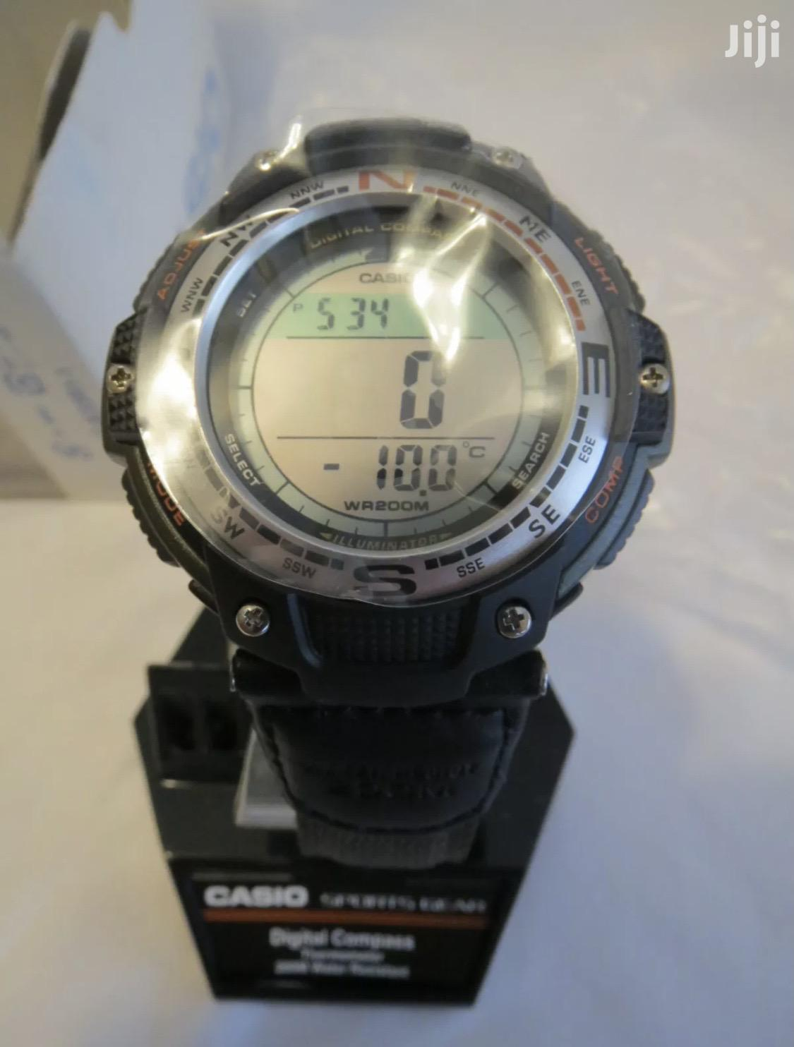 Archive: Casio Digital Watch