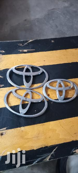 Toyota Emblems | Vehicle Parts & Accessories for sale in Central Region, Kampala