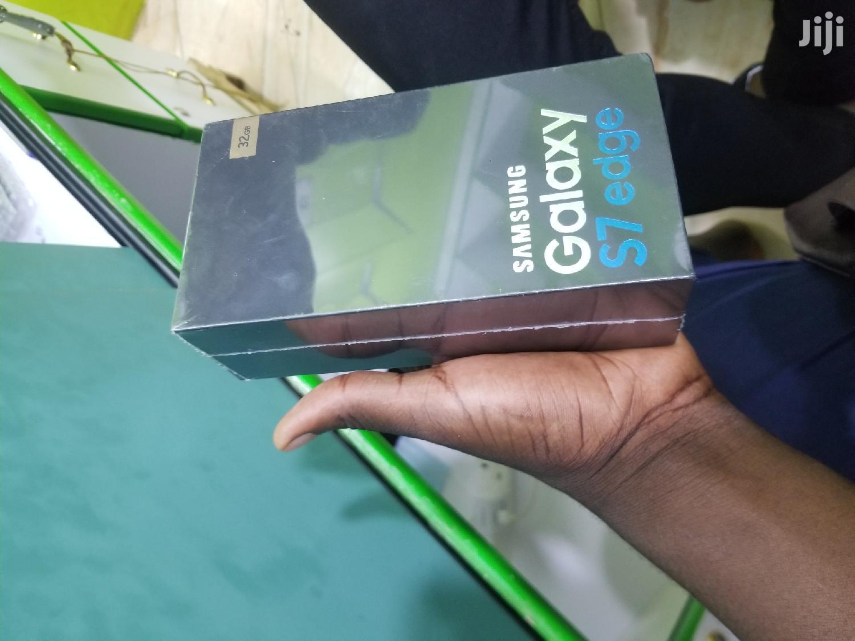 New Samsung Galaxy S7 edge 32 GB   Mobile Phones for sale in Kampala, Central Region, Uganda