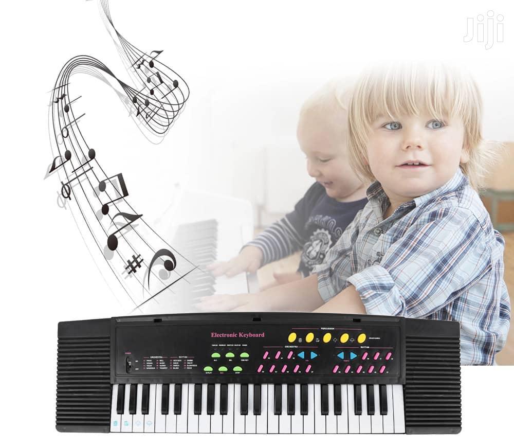 Archive: 44-Key Electronic Keyboard
