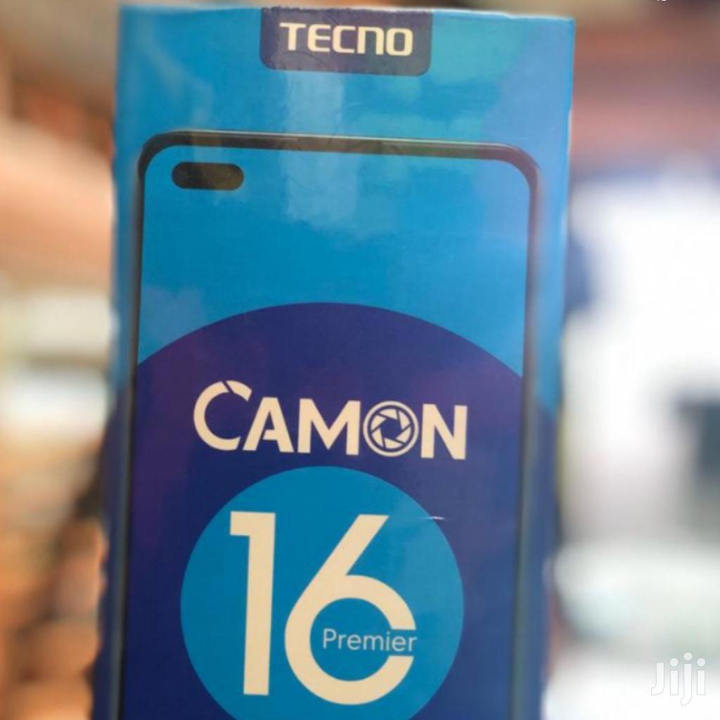 New Tecno Camon 16 Premier 128GB   Mobile Phones for sale in Kampala, Central Region, Uganda