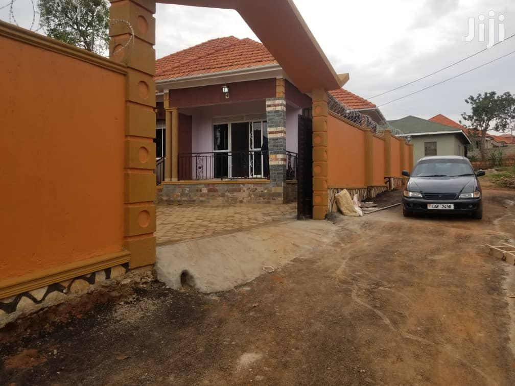 Archive: Brand New Four Bedroom House For Sale In Kira