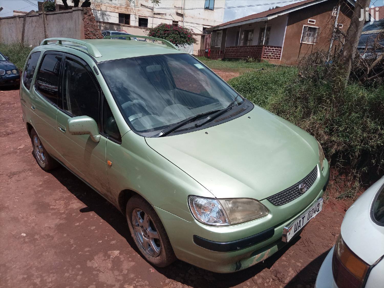 Archive: Toyota Spacio 1998 Green