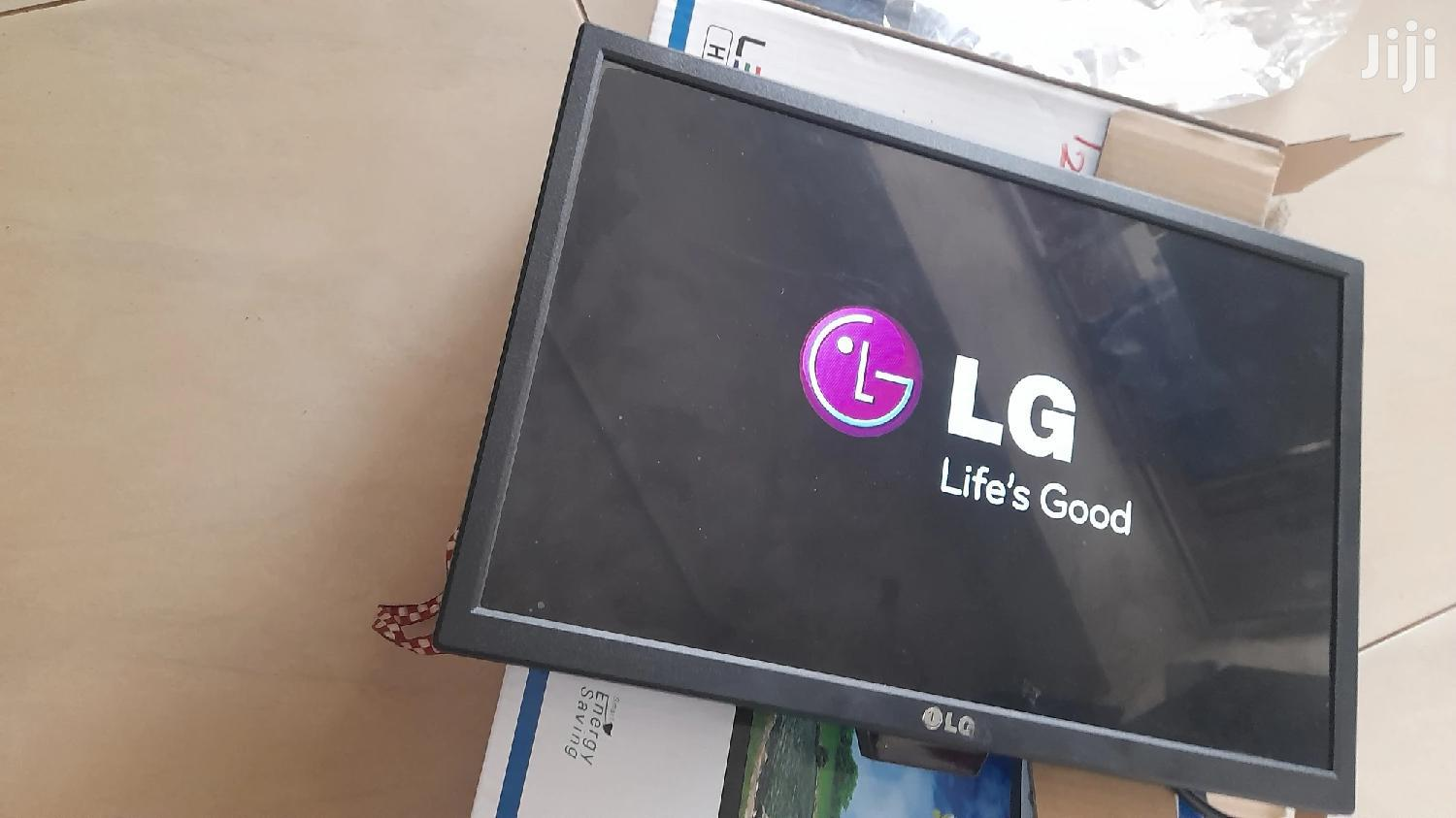 LG Digital With Inbuilt Free To Air Decoder TV 22 Inches