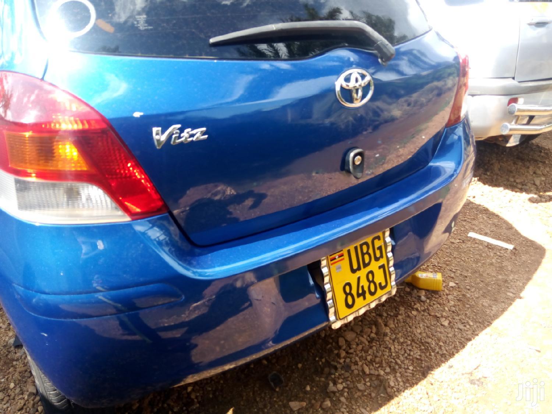 Toyota Vitz 2008 Blue | Cars for sale in Kampala, Central Region, Uganda