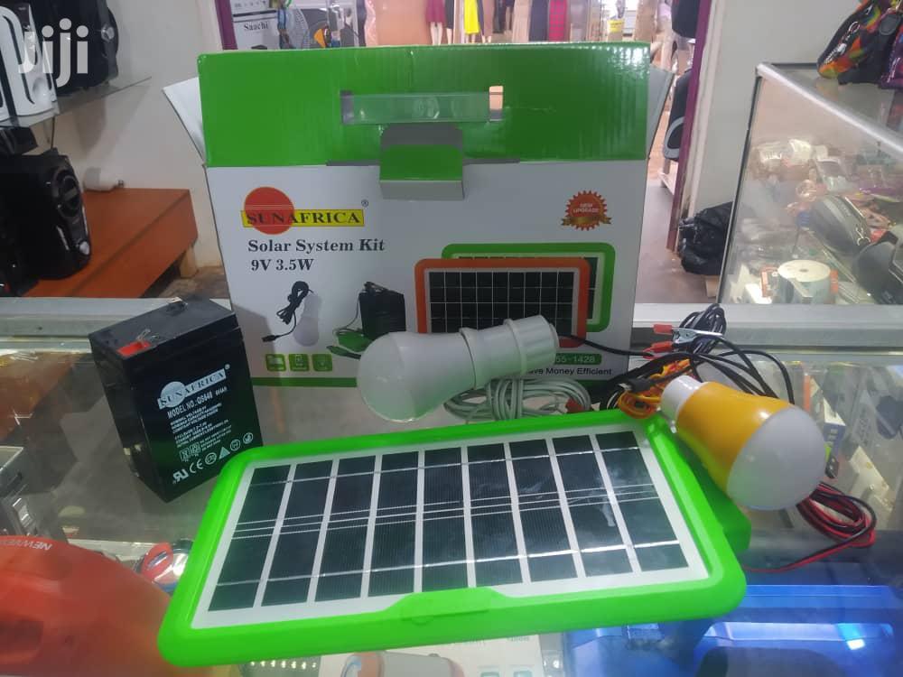 Solar System Kit | Solar Energy for sale in Kampala, Central Region, Uganda