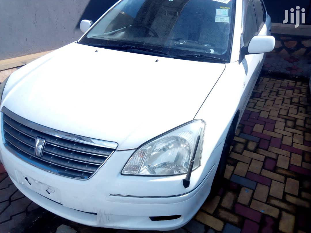 New Toyota Premio 2006 White
