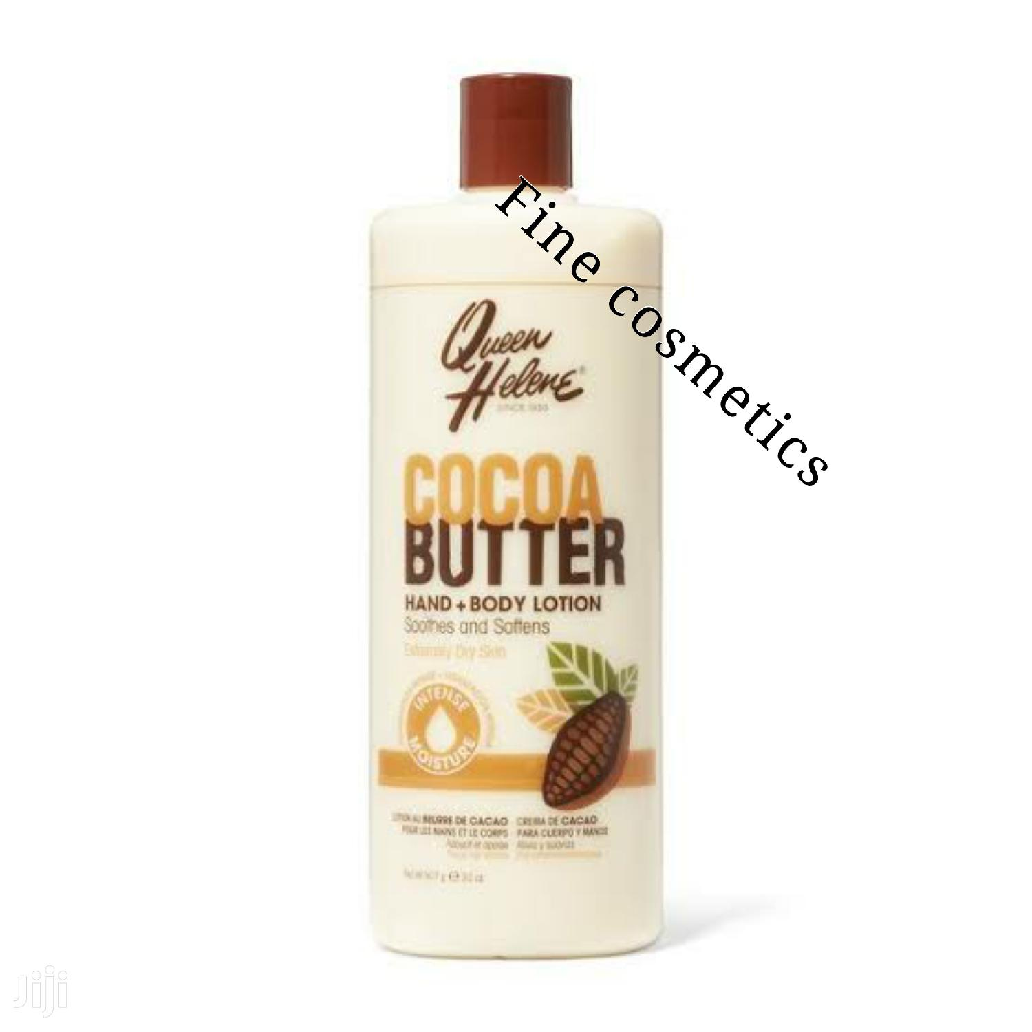 Queen Hellen Cocoa Butter Hand and Body Lotion 946ml