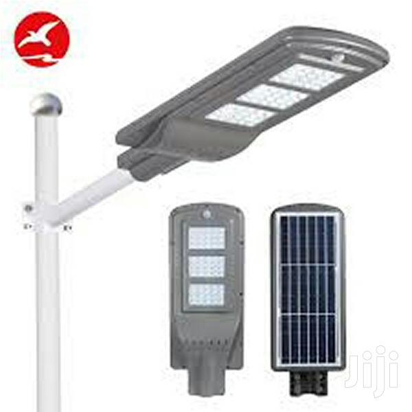 90w Solar Security Light With Motion Sensor